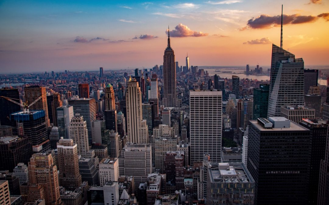 Brief aus New York – change before you have to